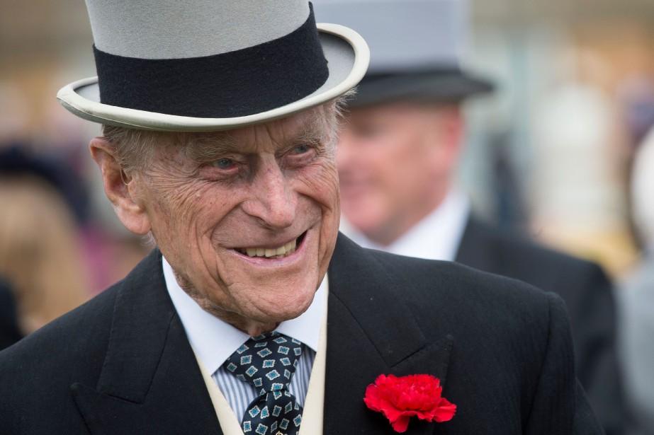 Personnage au tempérament bouillant, le prince Philip a... (ARCHIVES AFP)