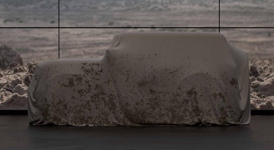 Ford Bronco.   17 janvier 2019