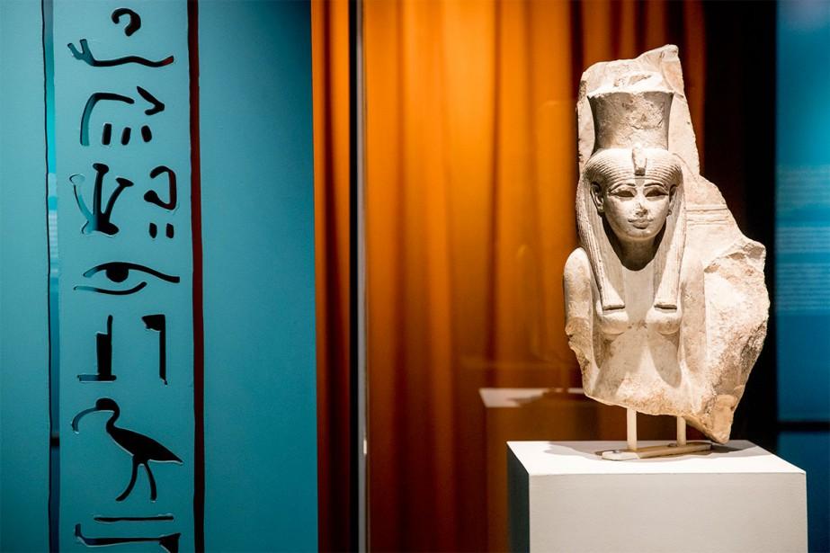Les musées de Montréal présentent beaucoup d'expositions prestigieuses... (Photo Marco Campanozzi, archives La Presse)