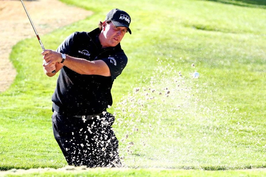 Phil Mickelson... (ARCHIVES REUTERS)