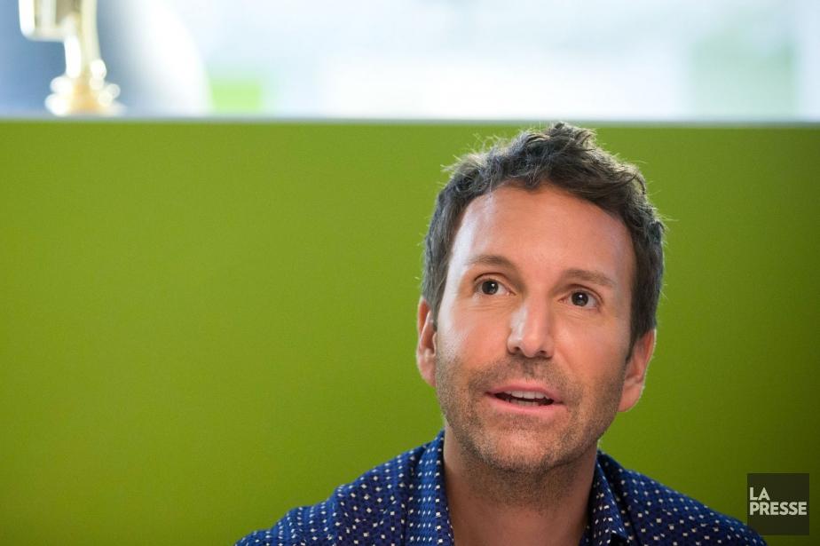 L'ex-animateur et producteur Éric Salvail est accusé d'agression... (Photo François Roy, archives La Presse)