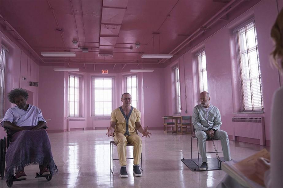 En institution, Elijah, Kevin et David, les trois... (Photo fournie par Universal Pictures)