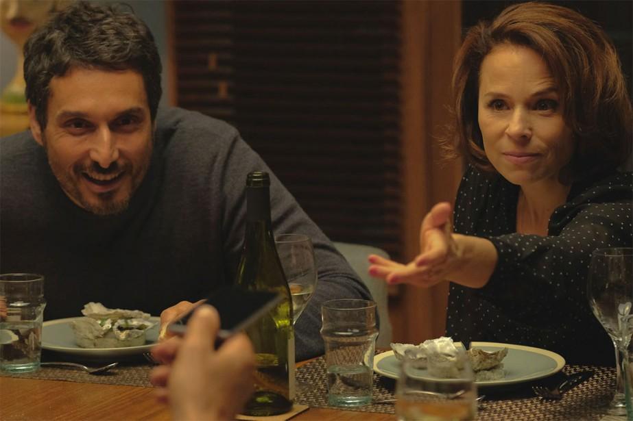 Vincent Elbaz et Suzanne Clément dans Le jeu,... (Photo fournie par Mars Films)