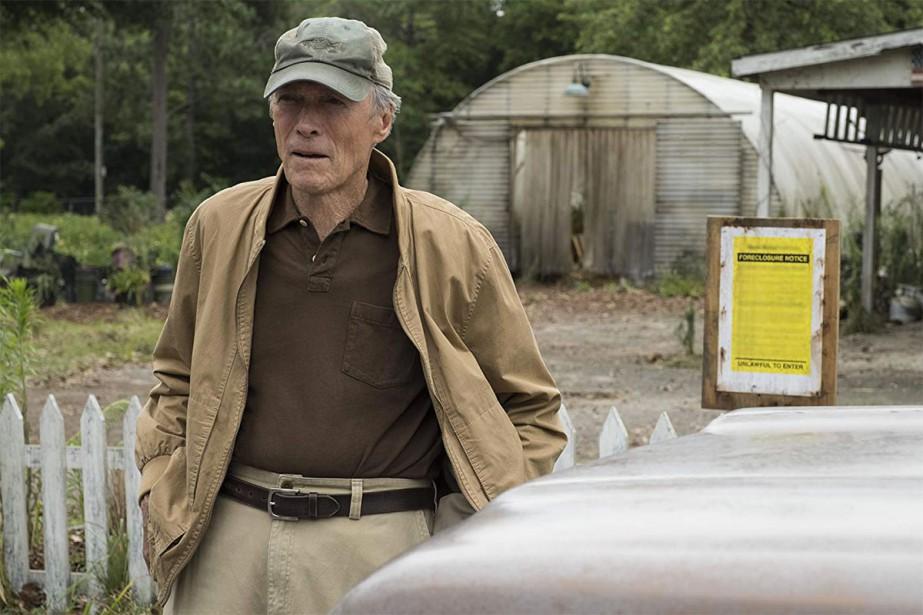 Clint Eastwood dans The Mule, un film dont... (Photo fournie par Warner Bros.)