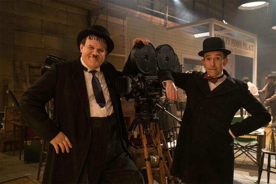 John C. Reilly et Steve Coogan dans Stan... (PHOTO FOURNIE PAR LES FILMS SÉVILLE)