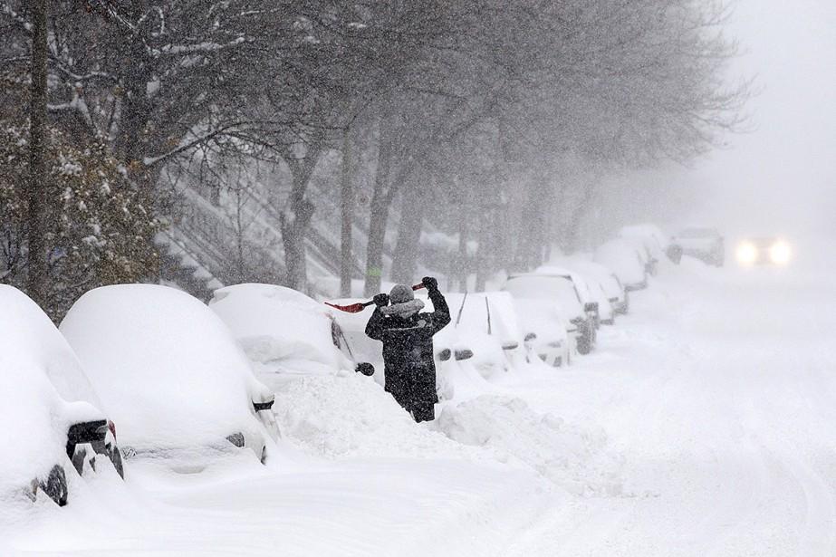 Alors que les alertes au froid... (Photo Robert Skinner, archives La Presse)