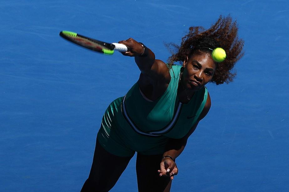 Serena Williams... (Photo EDGAR SU, REUTERS)