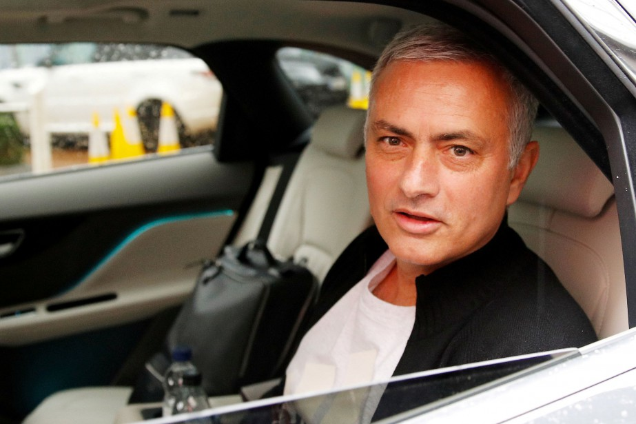 Jose Mourinho... (Photo Phil Noble, REUTERS)