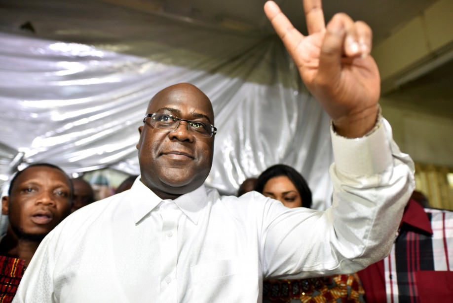 M.Tshisekedi, 55 ans, est le fils de l'opposant... (Photo Olivia Acland, archives REUTERS)