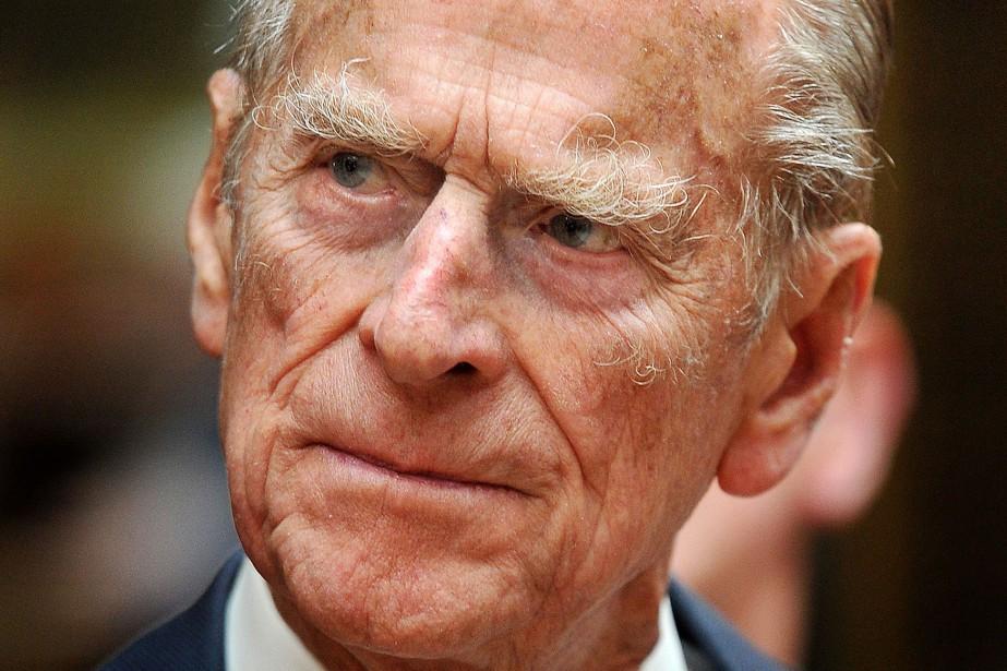 Le prince Philip, époux de la reine... (Photo JOHN STILLWELL, archives AFP)