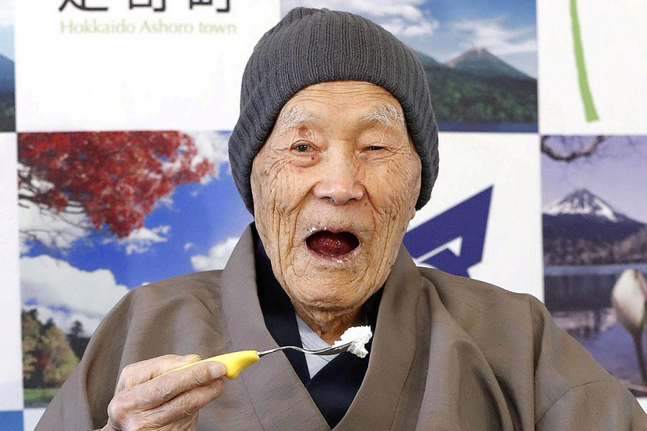 Masazo Nonaka est mort dimanche à l'âge de... (Photo KYODO via archives REUTERS)