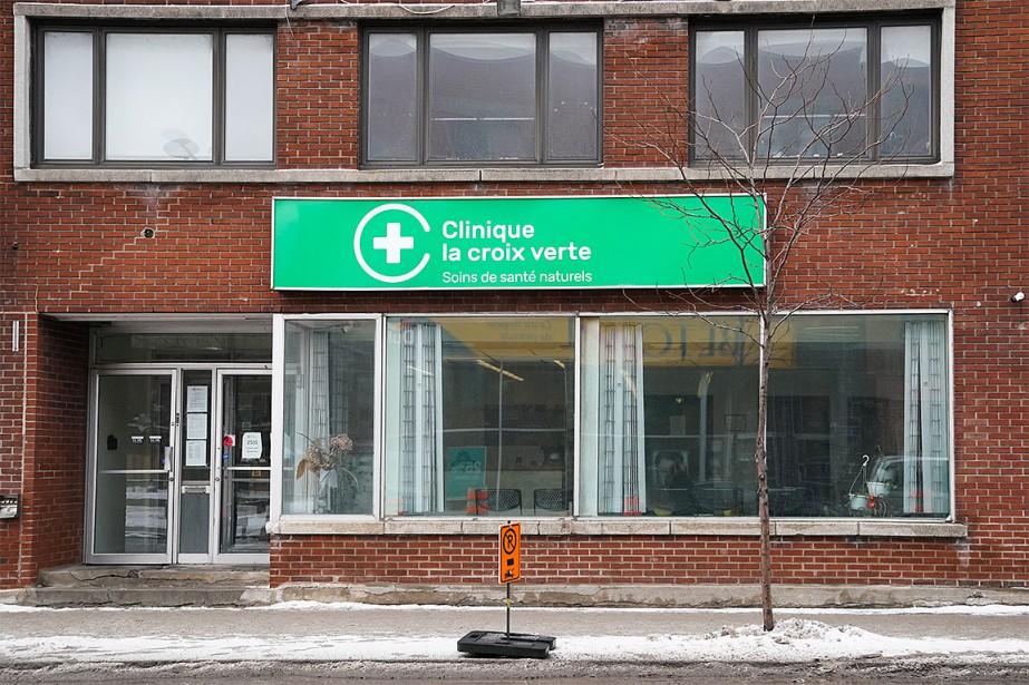 La Clinique la croix verte ne détient aucune... (Photo Martin Tremblay, La Presse)