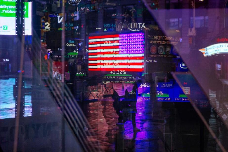«Après une année2018 solide, le régime de l'économie... (Photo Kevin Hagen, AP)