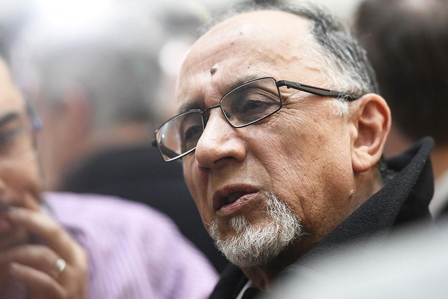 Le président du Centre culturel islamique de Québec,... (Photo archives Le Soleil)