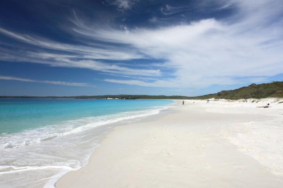 Une des 10 plus belles plages au monde.... (PHOTO Thinkstock)