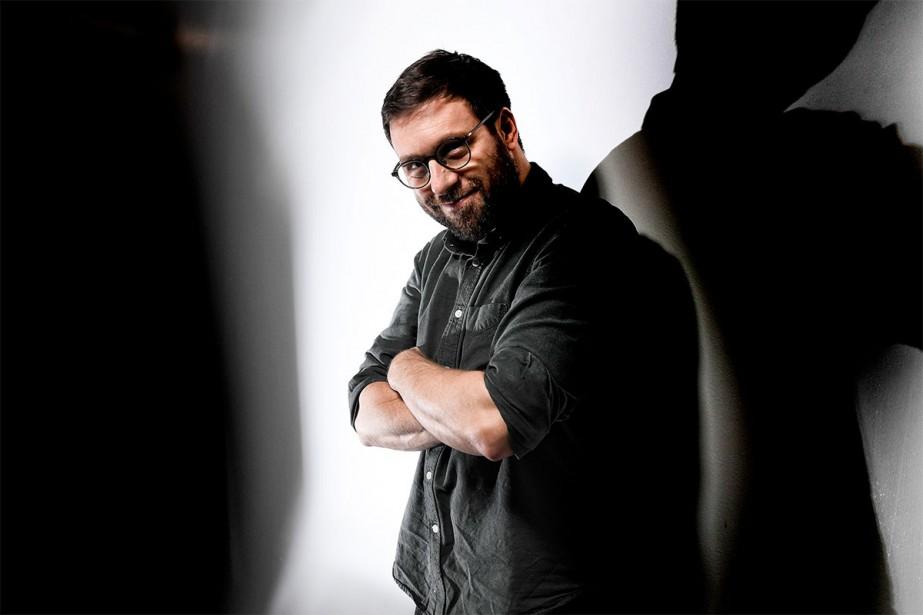 Maxime Giroux ne croit pas que La grande... (Photo Bernard Brault, La Presse)