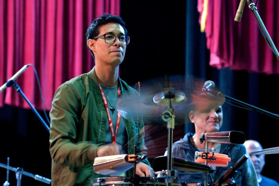 Le musicien Tony Succar a convaincu les majors... (Photo YAMIL LAGE, AFP)