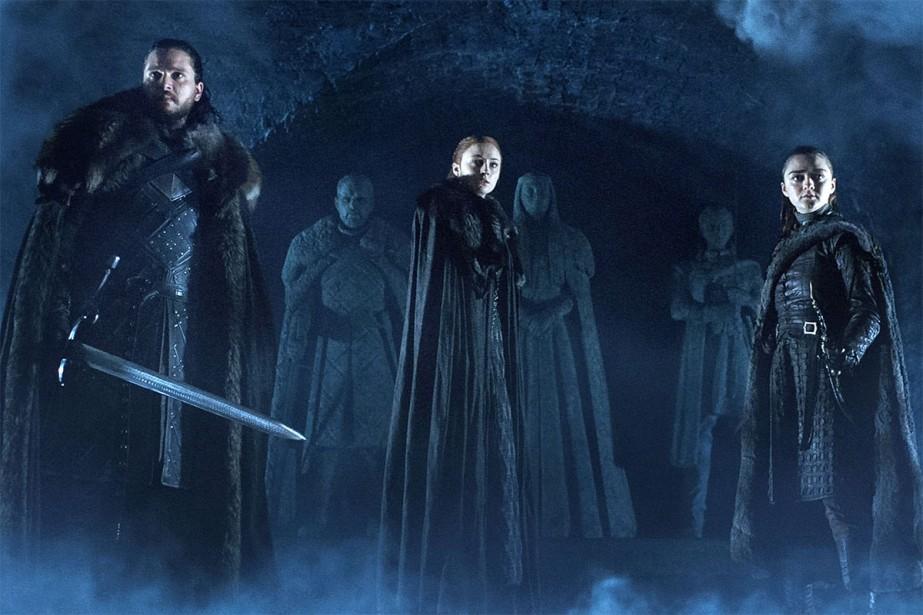 Game of Thrones, saison 3... (Photo fournie par HBO)