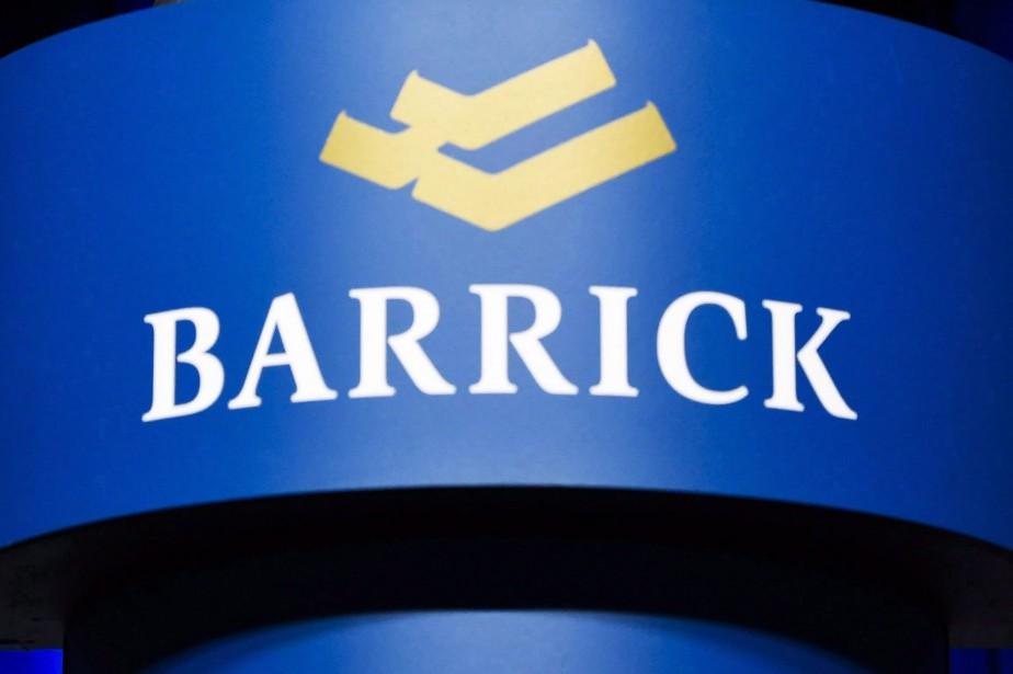 Barrick Gold... (Photo Nathan Denette, archives La Presse canadienne)