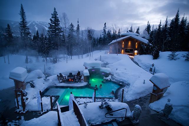 Spa nordique L'Éternel Spa | 22 janvier 2019