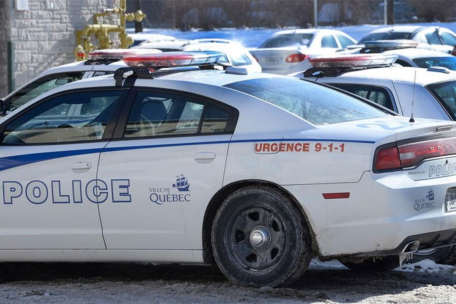 La police de Québec croit qu'un homme qu'elle a... (Photothèque Le Soleil)