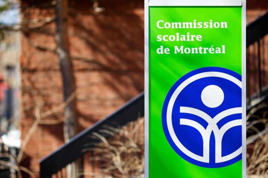 La Commission scolaire de Montréal (CSDM) entame ce... (Photo Sarah Mongeau-Birkett, Archives La Presse)