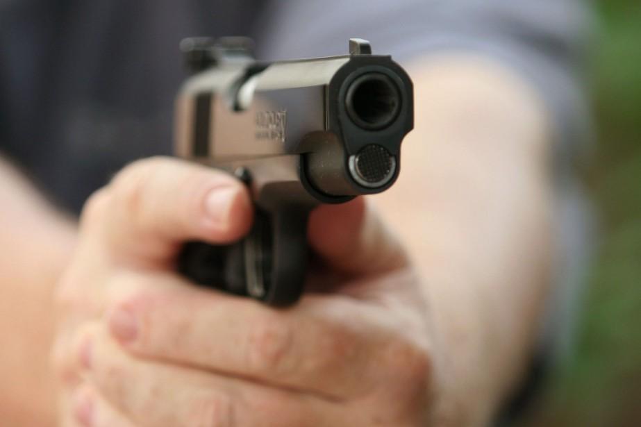 Le port d'arme est un droit garanti par... (Photo KAREN BLEIER, archives Agence France-Presse)