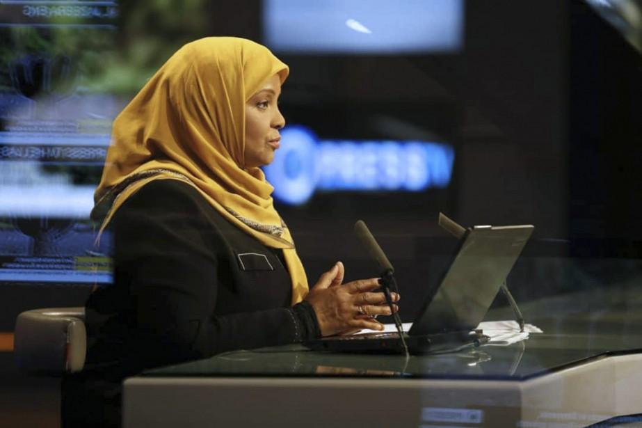 Marzieh Hachemi a été arrêtée le 13janvier à... (Photo Associated Press)