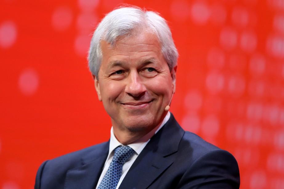Jamie Dimon, PDG de JPMorgan Chase.... (Photo Mike Blake, archives REUTERS)