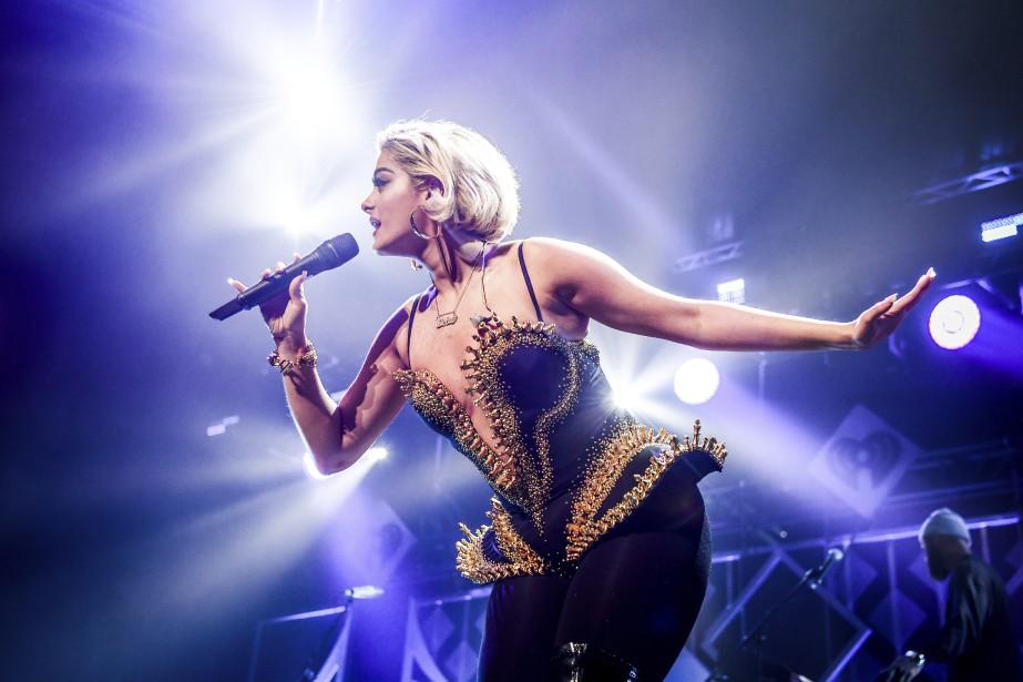 La chanteuse Bebe Rexha, taille40, jugée «trop grosse» par les designers | Mode