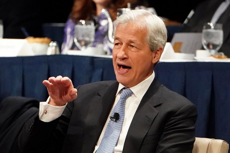 Les déclarations du président de la grande banque... (Photo CARLO ALLEGRI, REUTERS)