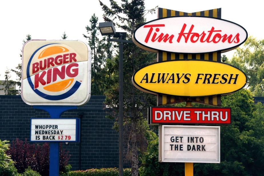 Restaurant Brands International a également indiqué que Jose... (Photo Sean Kilpatrick, La Presse canadienne)