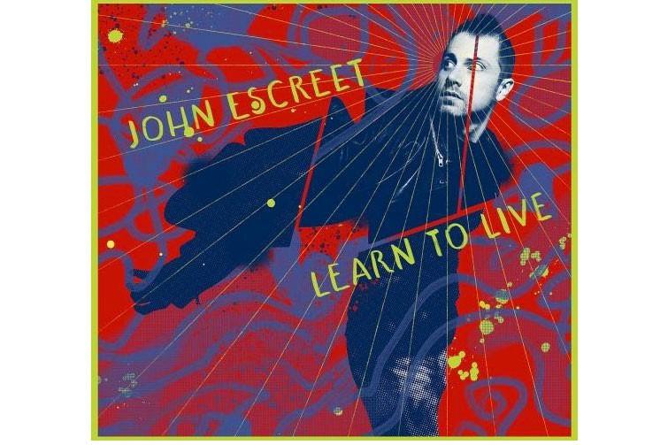 image tirée de l'internet... (Learn to Live de John Escreet)