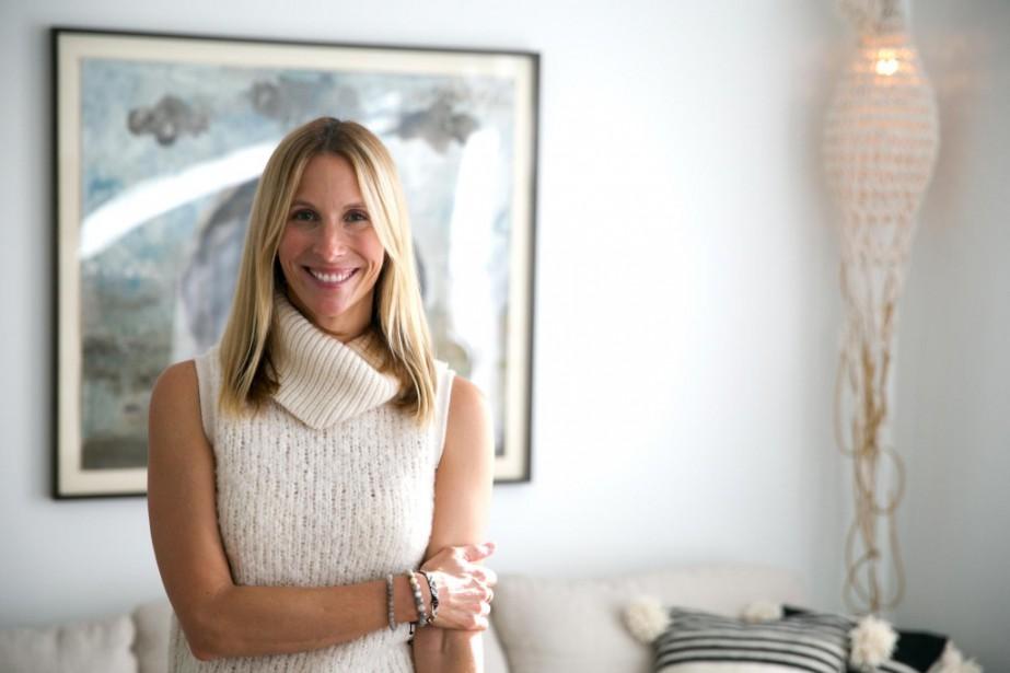 Jacinthe Piotte est designer et directrice artistique de... (Photo François Roy, La Presse)