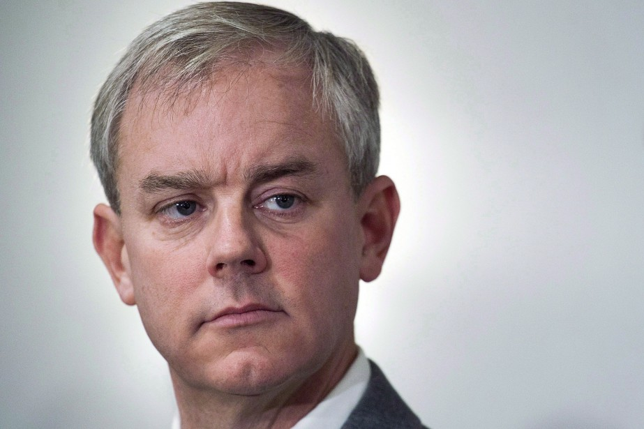 Dennis Oland... (Photo Andrew Vaughan, La Presse canadienne)