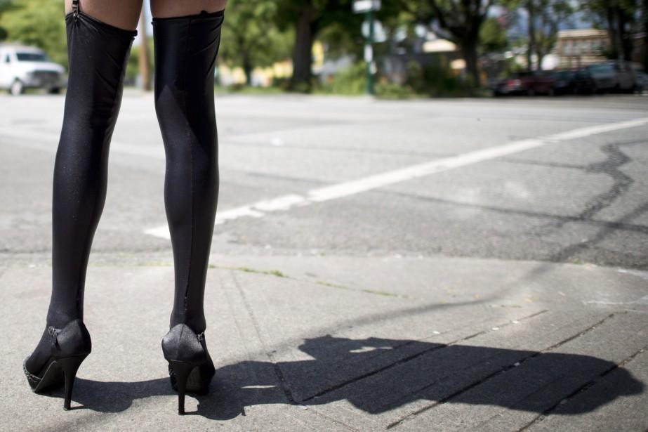 La police de Vancouver a arrêté 47 hommes qui... (ARCHIVES LA VOIX DE L'EST)