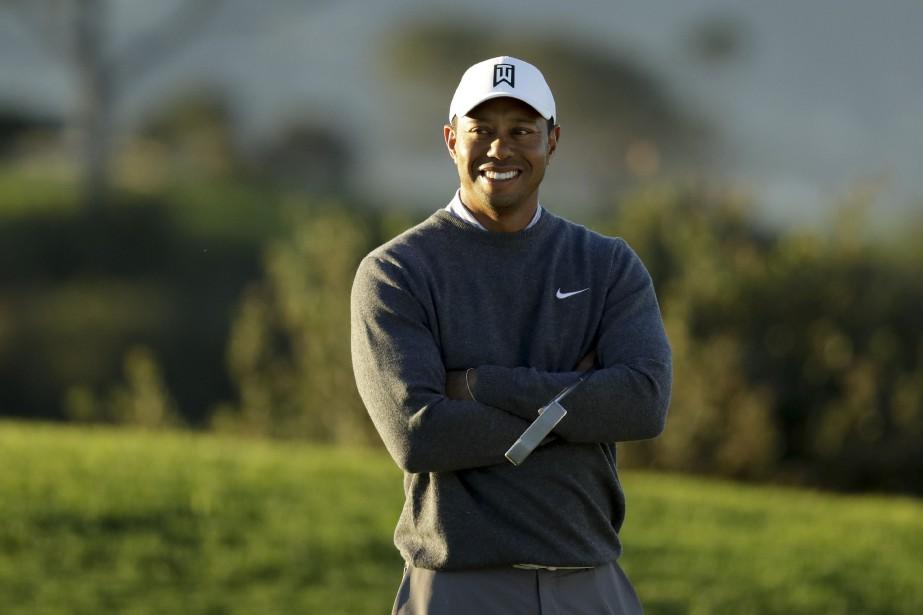 Tiger Woods... (Photo Chris Carlson, AP)