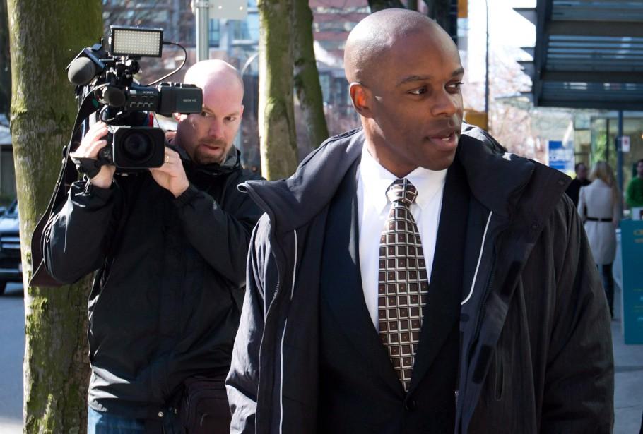 Kwesi Millington à sa sortie de cour à... (ARCHIVES PC)