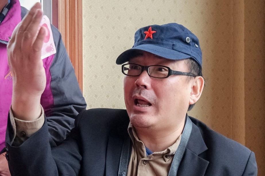 Yang Hengjun, 53 ans, est un ex-diplomate chinois,... (Photo archives Reuters)