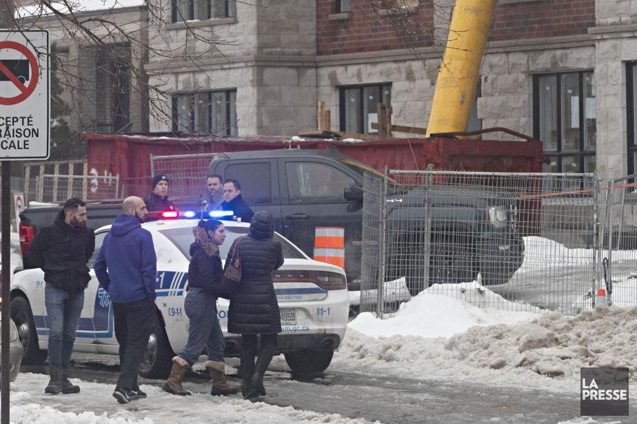 Tony Magi a été atteint de plusieurs balles... (Photo Patrick Sanfaçon, La Presse)