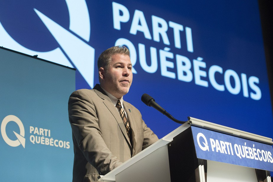 Selon le chef intérimaire du Parti québécois Pascal... (Photo Graham Hughes, archives La Presse canadienne)