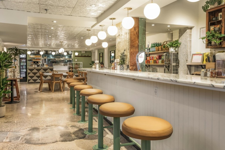 La deuxième adresse du ParmaCafé a ouvert le... (Photo fournie par Parma Café)
