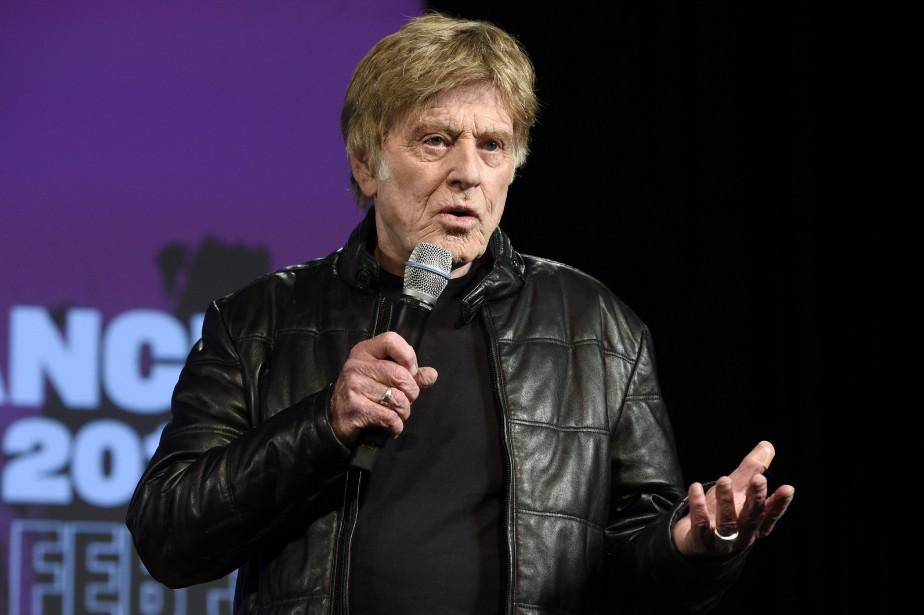 Robert Redford aimerait désormais passer du temps avec... (PHOTO AP)