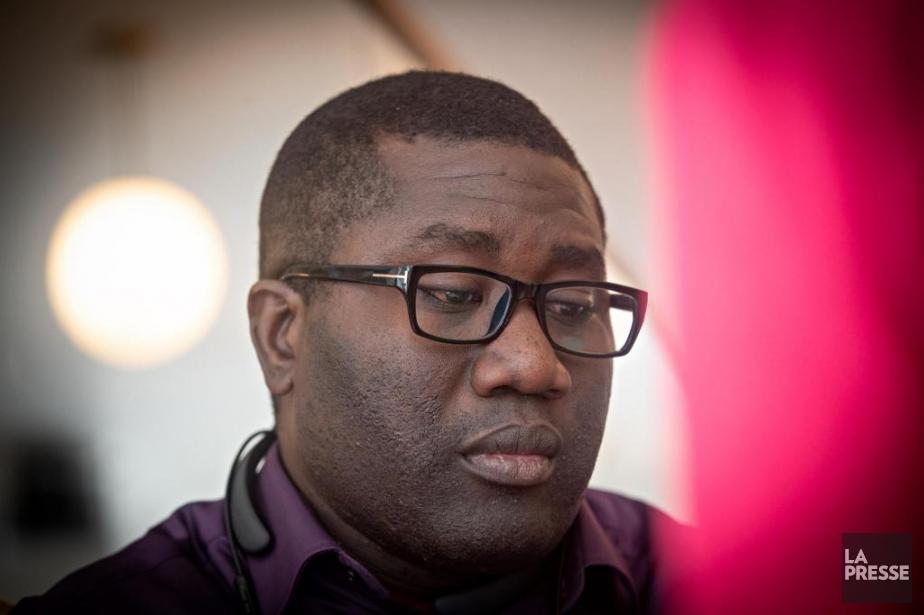 Amadou Gaye a pu fairereconnaître son incapacité à... (Photo Patrick Sanfaçon, archives La Presse)