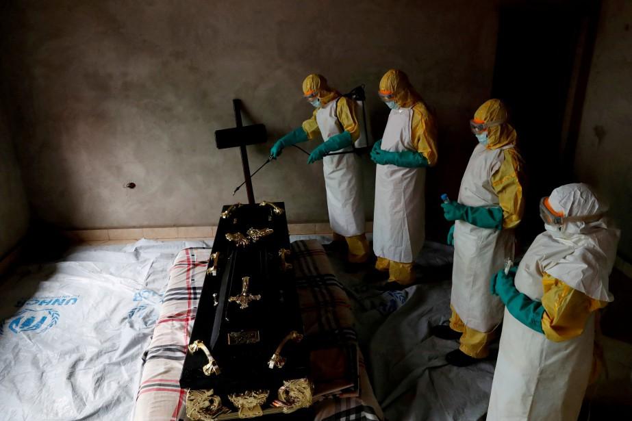 La RDC fait face à la dixième épidémie... (Photo Goran Tomasevic, REUTERS)