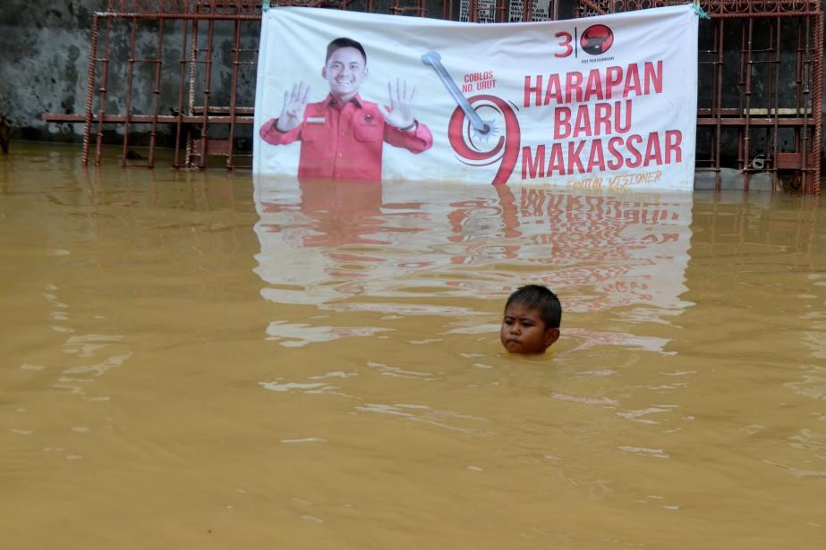 Plus de 6500 résidants sont touchés, dont quelque... (Photo Reuters)