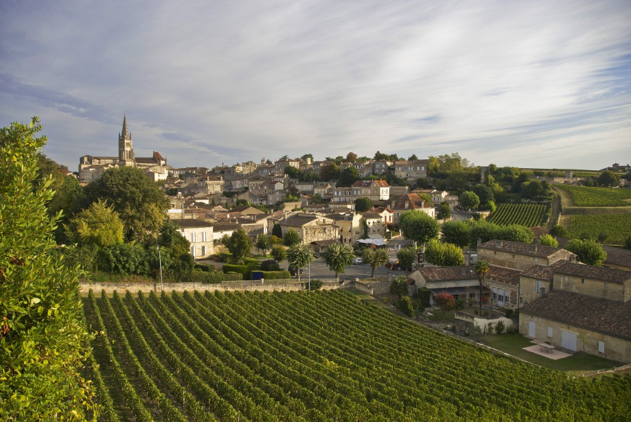 Saint-Émilion... (Photo fournie par l'Office de tourisme de la juridiction de Saint-Émilion)