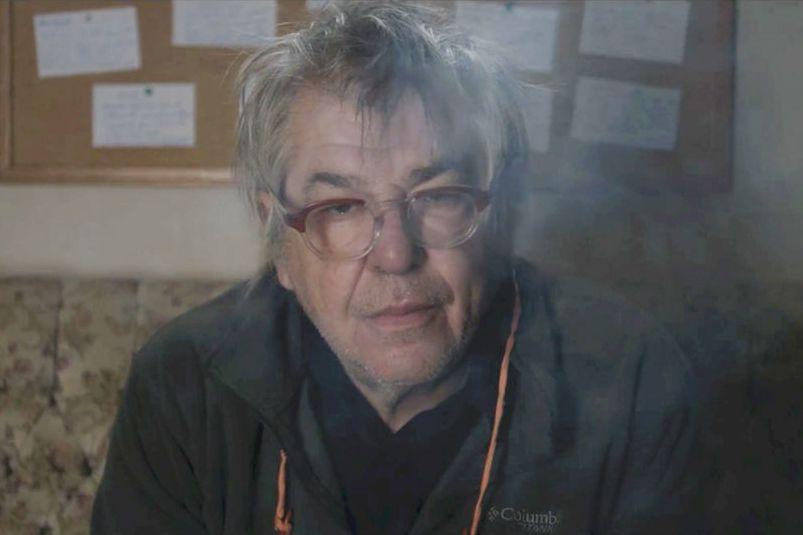 André Forcier dans le documentaire Des histoires inventées,... (Photo fournie parSpira Films)