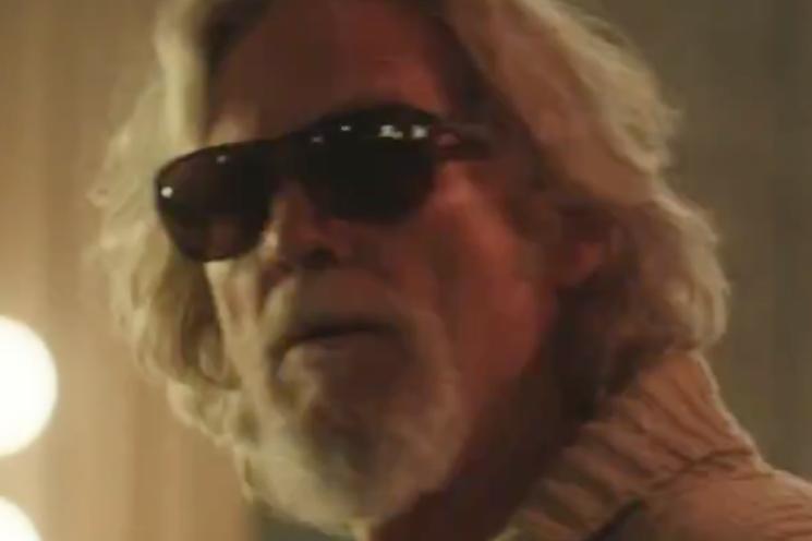 Jeff Bridges incarne de nouveau «The Dude» dans... (Photo tirée d'une vidéo)