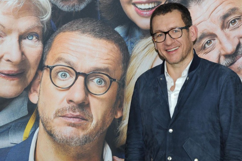 Dany Boon... (PhotoUrsula DUEREN, archives Agence France-Presse)